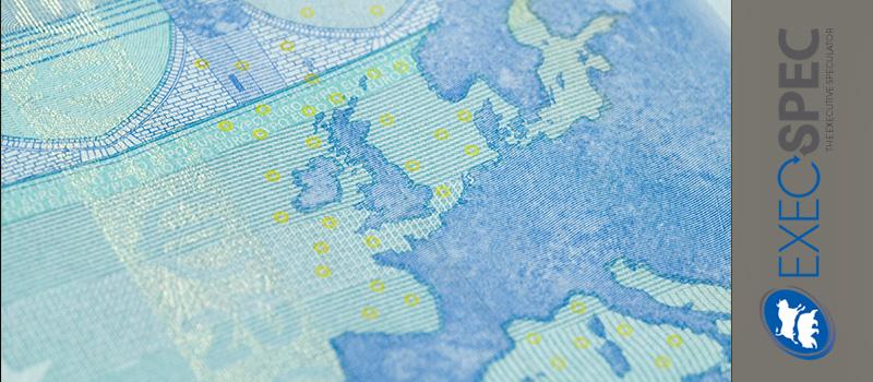 Europe – money supply