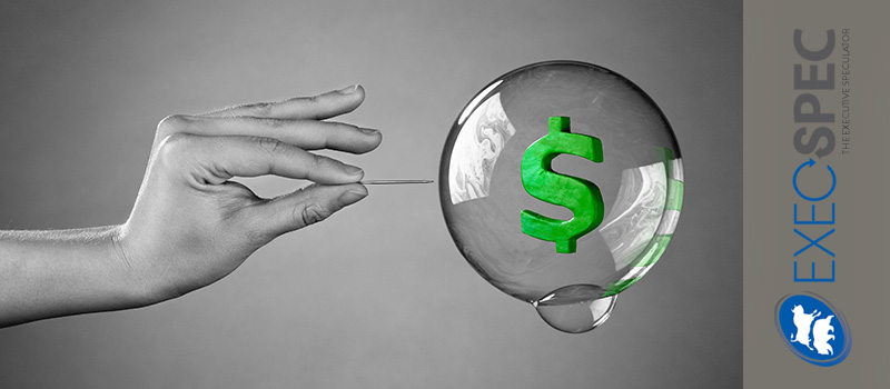 financial bubble crisis